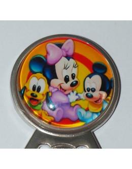Mickey, Minnie & Pluto - 2006