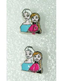 Frozen Anna & Elsa - H2640