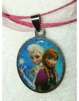 Frozen Anna & Elsa - 3599