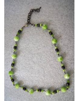K0015 - Groen/Zwart